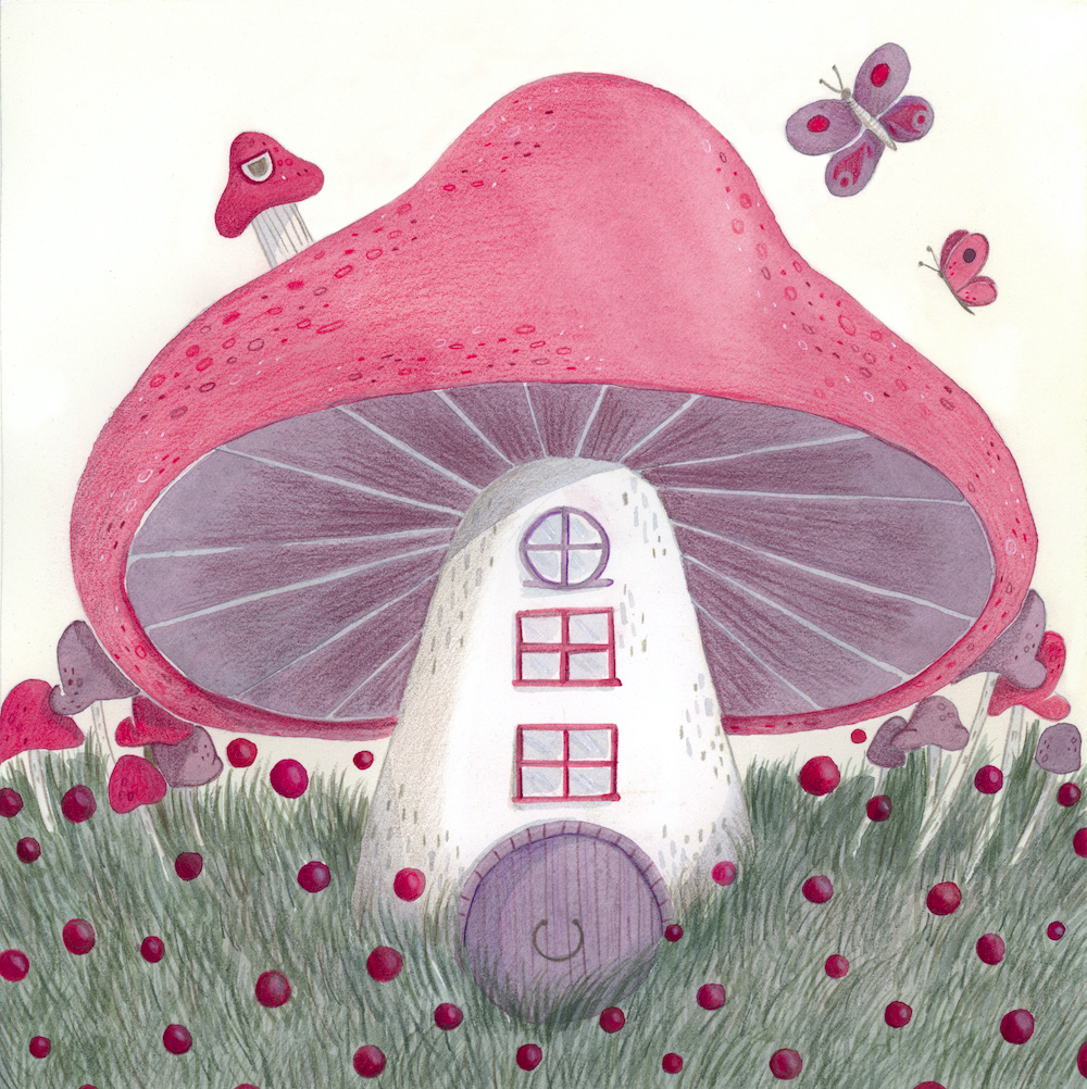 home-is-everywhere-mushroom